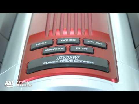 Sony Xplod CD Radio Cassette Recorder CFDG700CP : Sony...