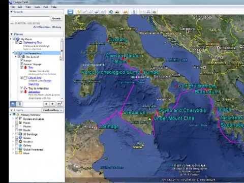 How to Create a Google Earth Tour