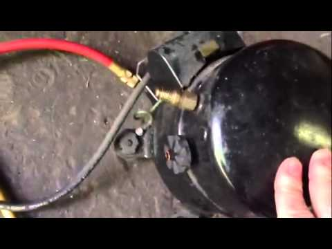 How to make a vacuum pump cheap