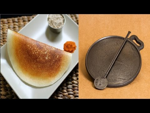 How to Make An Ordinary Dosa PAN to Non-Stick || The Deadly Toxins From Non-Stick Frying PANS