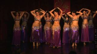 Mercedes Nieto And The Nymph Oriental Dance Company - Drumsolo