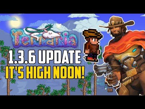 Terraria 1.3.6 SPOILERS!   IT'S HIGH NOON!   2 NEW Spoilers!   1.3.6 Update 2018 PC