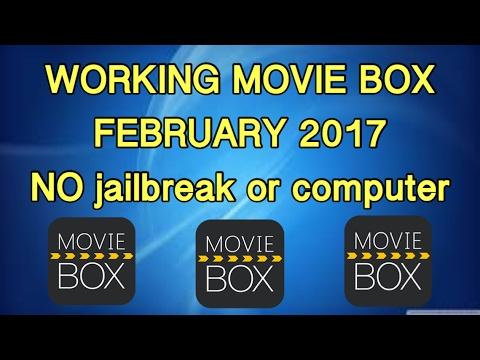 WORKING MOVIE BOX - NO jailbreak NO computer iOS 8-10.2.1 FREE - 10th February 2017