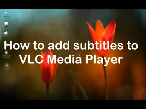 How to Add subtitles to VLC Media Player