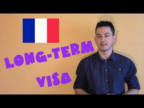France #5 - Long-term visa (NAPISY PL)