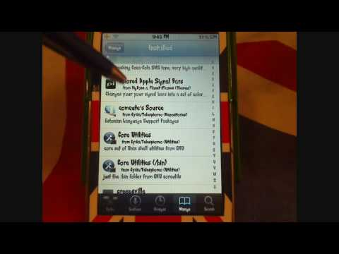 How to customize your iPhone 4s, iPhone 4, 3gs, 3g, 2g