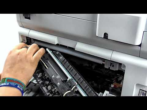 How To Change A Fuser Unit on a Brother DCP-9020CDW