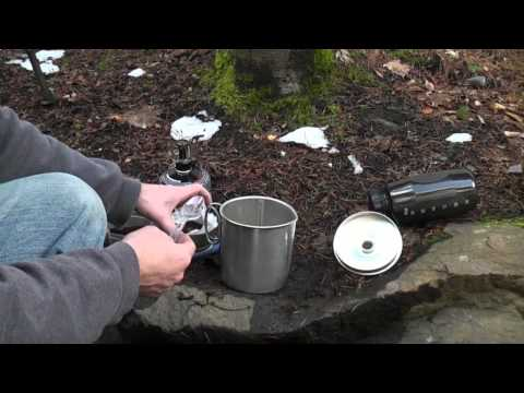 Open Country 5 cup Coffee Percolator for Camping Hiking