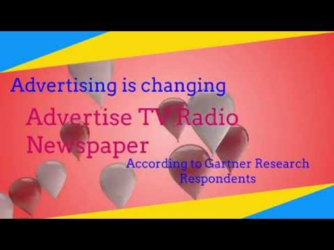 Advertising your business on Youtube or Facebook