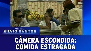 Câmera Escondida (18/12/16) - Comida Estragada
