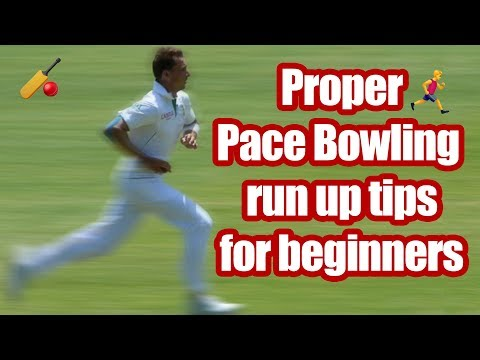 Improve Your Fast Bowling Run Up Speed with These Drills !! Tips for Bowling Run Up  In Hindi !!