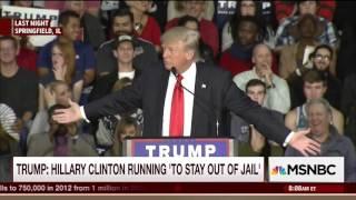 Donald Trump Does Terrific Bernie Sanders Impression Like You Wouldn