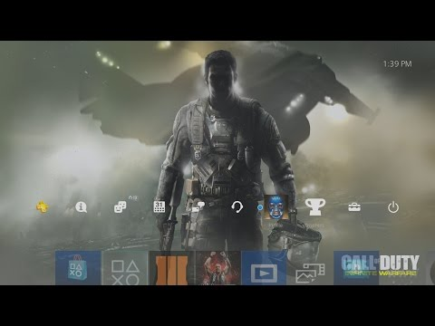 How to get FREE PS4 DYNAMIC THEMES AND BACKGROUNDS 2018