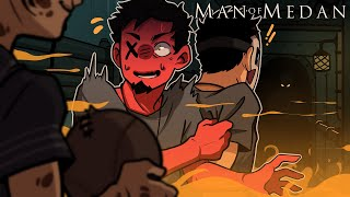 THE DYNAMIC DUO IS BACK! | Man of Medan Co-op (CaRtOoNz View) EP1