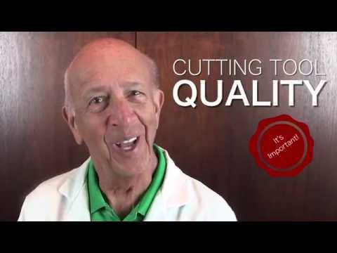 The Importance of Cutting Tool Quality