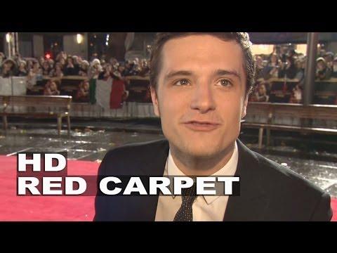 The Hunger Games: Catching Fire: Josh Hutcherson