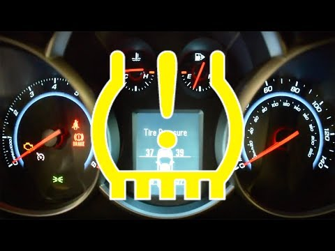 How To Check Tire Pressure In The Winter