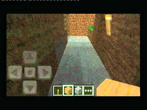 MineCraft pocket edition (demo)