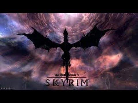 Skyrim relax music (main theme first)