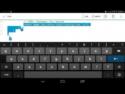 How to make a simple web browser? by SkyELITE21