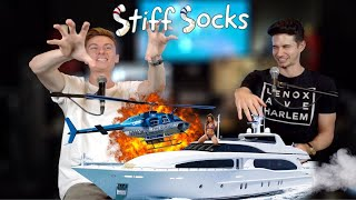 Trevor Crashes a Yacht Party On A Helicopter | Stiff Socks Ep. 36