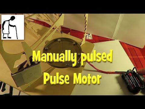 Manually pulsed Pulse Motor