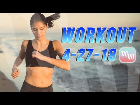 Workout 4-27-18
