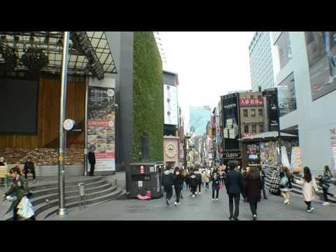Seoul, South Korea - 03.23.2017