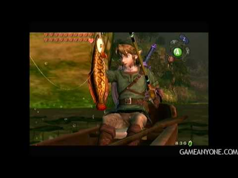 Let's Play Twilight Princess (Part 113): Approach the Loach