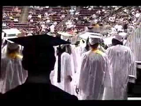 Central Dauphin High School graduation