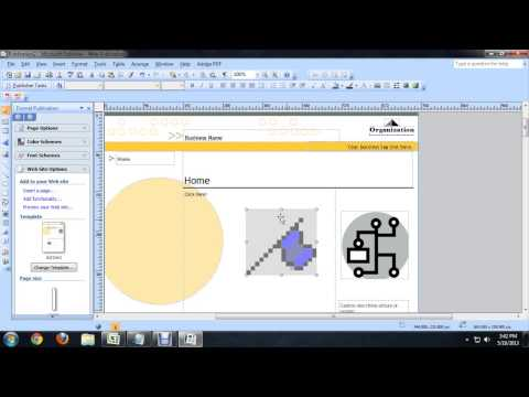 How to Make a Bookmark on Microsoft Publisher : Tech Niche