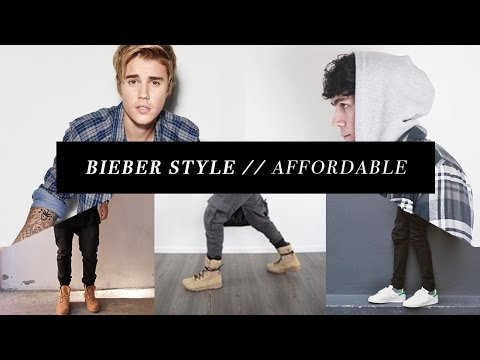 JUSTIN BIEBER STREET STYLE GET THE LOOK // High Street, Affordable
