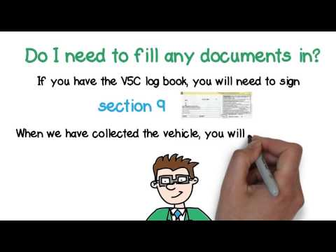 What documents do I need when scrapping my car?