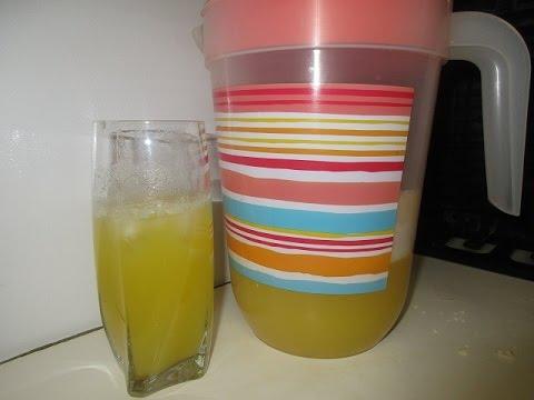 Homemade Pineapple Juice !!!!!!!!!!!!!!!!!!!