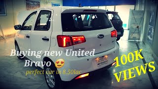 Pakistani United Bravo Car Price Petrol Mileage Per Liter Features