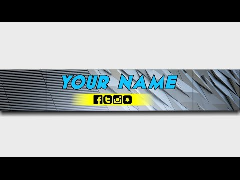 How to Make Youtube Banner | How to Make Youtube Channel Art On Android