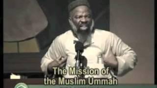 IslamTwentyFourSeven- Imaam Siraj Wahhaj - The Beginning Of Change