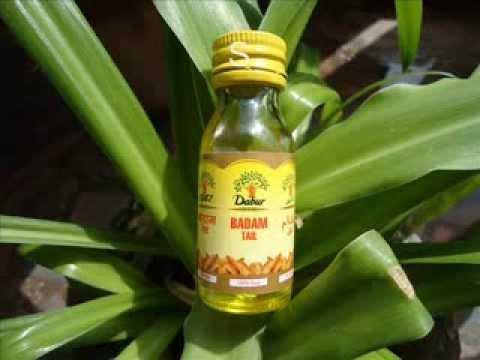 Oil for hair growth and Skin----Dabur Badam Tail, Oil,100% Pure