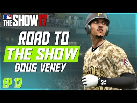 MLB THE SHOW 17 RTTS | WE GOT TRADED TO THE WORST TEAM EVER! | EP 13