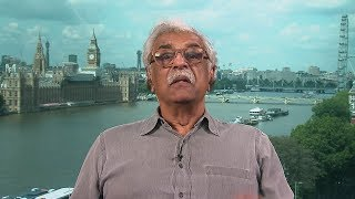 Tariq Ali on Upcoming UK Elections & Why Raising the Threat Level is a Largely Psychological Move