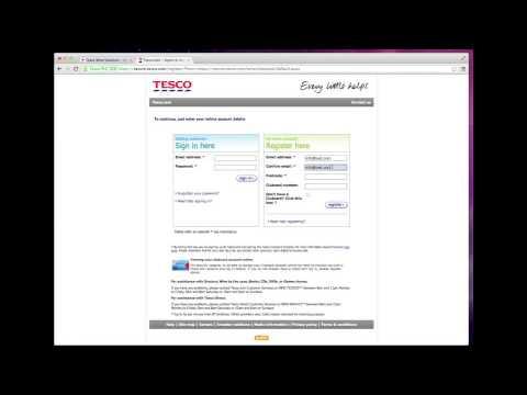Tesco Wine Voucher Help - Wines Direct 2013
