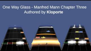 [RB3-Custom] One Way Glass (Manfred Mann) Band preview