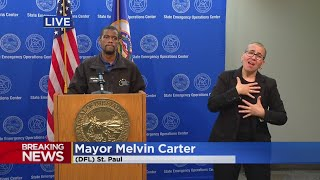 St. Paul Mayor: Everyone Arrested Last Night In His City From Out Of State