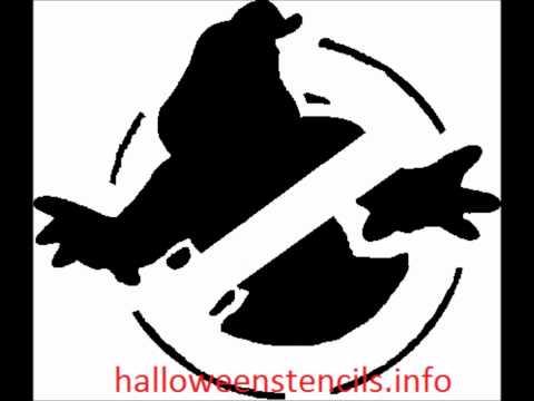 Halloween Pumpkin Carving Stencil Template Download