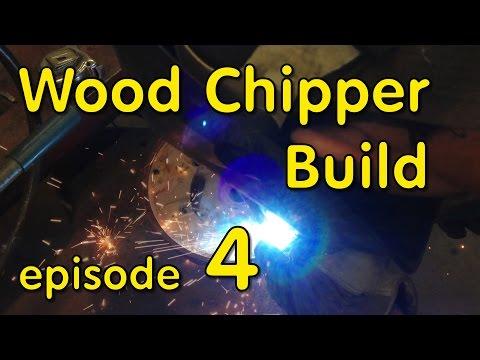 Wood Chipper Build - Episode 4 - generator tear down