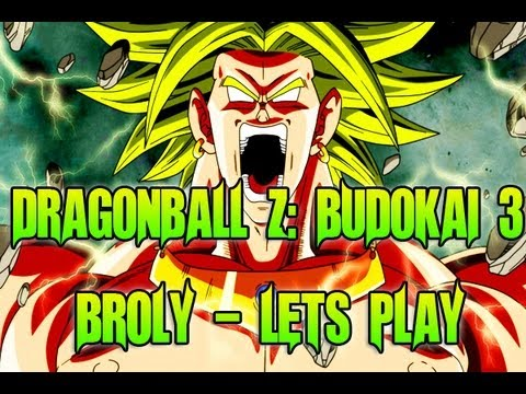 Dragonball Z: Budokai 3 (HD Collection) Lets Play (Broly)