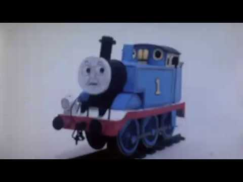 Homemade Paper Thomas The Tank Engine