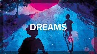 Jordi Sans, Lorjs & Dave Tufano Feat. Damy Wonder - Dreams (Official Lyric Music Video)