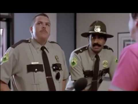 Super Troopers | Litre of Cola | Two Hoots Friday Funny