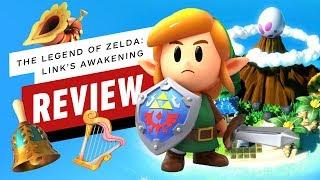 Download The Legend of Zelda: Link's Awakening Review Video